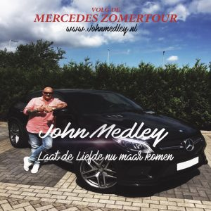 John Medley presenteert zomerhit in september